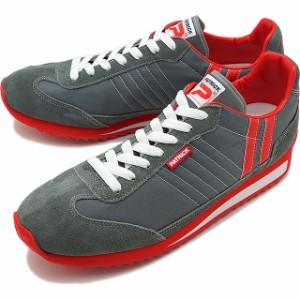 【即納】PATRICK パトリック スニーカー MARATHON 靴 マラソン GRY(9624)