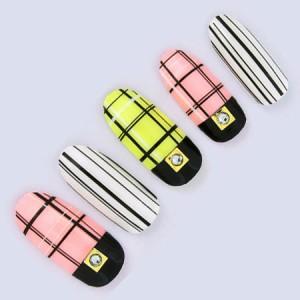 TSUMEKIRA ピンストライプ NN-PIN-102 ブラック 【ネイルアートアクセサリー・ネイルシール関連ネイル用品】