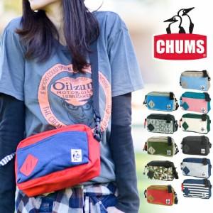 チャムス/CHUMS/2wayショルダーバッグ/スウェットナイロン/Mini Square Shoulder Sweat Nylon/ch60-2121/メンズ/レディース