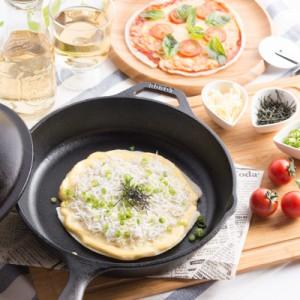 ピザシート もち米 グルテンフリー ピザ生地 小麦不使用 有限会社 K&A 宮崎県 ポイント消化