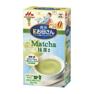 森永)Eお母さん 抹茶風味 18g×12本[セール][SALE][マタニティ][西松屋]