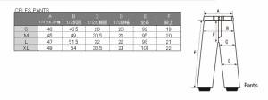 18-19 新作 SCAPE エスケープ レディース ウェア パンツ CELES PANTS スノボ 71118336