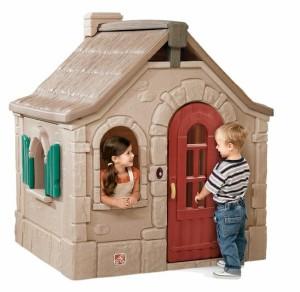 【3月下旬入荷予約分】【送料別途】Step2 おとぎのくにの小さな家【ラッピング不可商品】【代金引換不可商品】