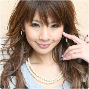 ガラスパール2連ネックレス直径6ミリ15/16インチ☆ パールの質が違う!