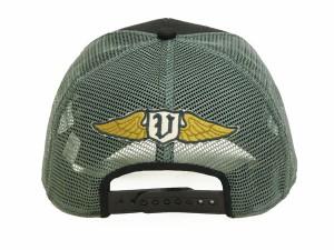 フェローズ メッシュキャップ 16S-PMC2 Pherrow's Pherrows AGABONDS メンズ 帽子 ブラック 新品