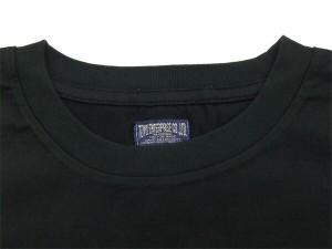 テーラー東洋 Tシャツ TT77493 ジャパンマップ 日本地図 刺繍 メンズ 半袖tee #119ブラック 新品