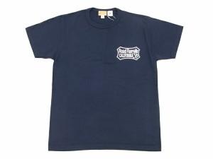 ロードランナー Tシャツ CH77679 Cheswick チェスウィック メンズ 半袖tee 128ネイビー 新品