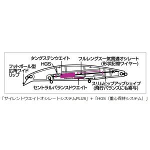 ショアラインシャイナーZ セットアッパー 125S ステインゴールド
