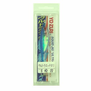 ウルトラスッテ ヌリ S 針M2 22(ブルー)【duel1505】