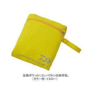 レインマックス ポケッタブル ショートスリーブ レインジャケット DR-2308J M グリーンカモ