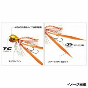 炎月 月華 TG EJ−707P 70g 44T(ケイコウオレンジ)
