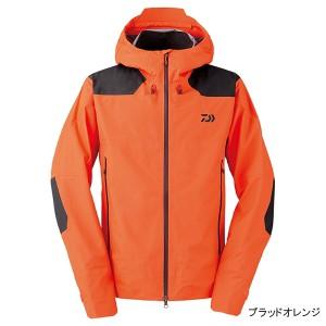 レインマックス レインジャケット DR-2008J M ブラッドオレンジ