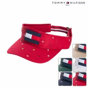 TOMMY HILFIGER トミーヒルフィガー メンズ バイザー 春夏 【THMB814F】【春夏モデル】バイザー【1