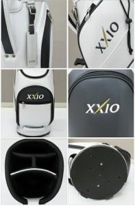 DUNLOP ダンロップ XXIO ゼクシオ 9.5型 キャディーバッグ GGC-X093 キャディバッグ【18】キャデ