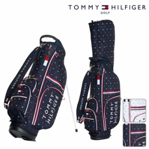 TOMMY HILFIGERトミーヒルフィガー スタンド キャディーバッグ 春夏 THMG8SC4 NEW春夏モデル
