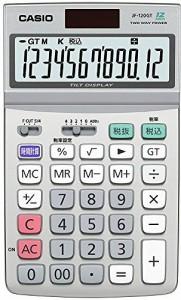 カシオ 実務電卓 JF-120GT-N