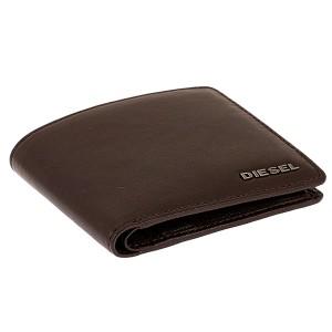 ディーゼル DIESEL メンズ 二つ折り 短財布 X04459-PR013-H6252