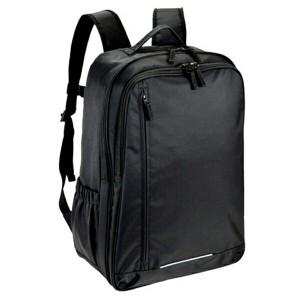 420Dナイロン 角型デイパック メンズ 42555 ブラック
