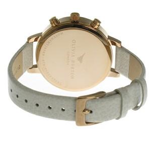 オリビアバートン OLIVIA BURTON クオーツ レディース 腕時計 OB13CG01C シルバー【送料無料】【楽ギフ_包装】