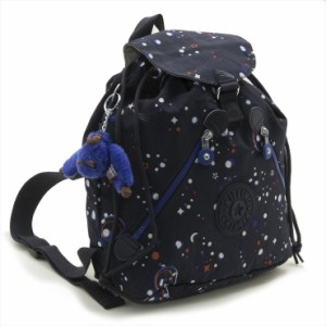 acca78a60e25 Kipling K16998 BUSTLING リュックサック レディース Galaxy Party キプリング【送料無料】