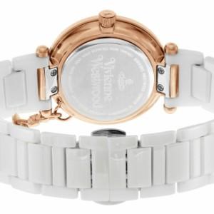 VivienneWestwood ヴィヴィアン・ウエストウッド VV067RSWH ブランド 時計 腕時計 レディース 誕生日 プレゼント ギフト(代引不可)【送料