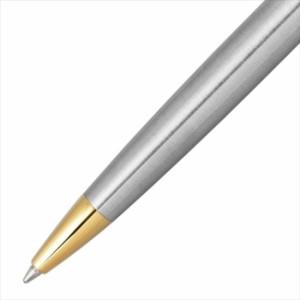 WATERMAN ウォーターマン メトロポリタンエッセンシャル ステンレススチールGT ボールペン S2259362