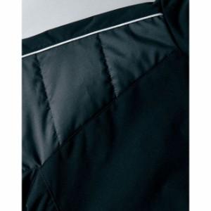 ZETT(ゼット) グラウンドコート(中綿キルティング) BOG480 【カラー】ブラック 【サイズ】M【送料無料】