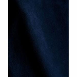 ZETT(ゼット) フリースジャケット(裏タフタ付) BOF130 【カラー】ネイビー 【サイズ】2XO