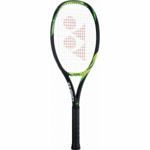 Yonex(ヨネックス) 硬式テニスラケット EZONE100(Eゾーン100) フレームのみ 17EZ100 【カラー】ライムグリーン 【サイズ】LG0【送料無料