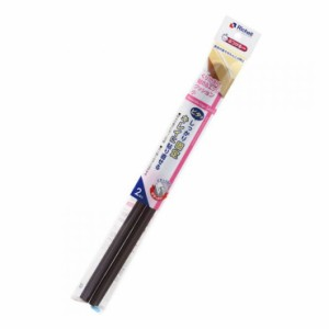 リッチェル くりかえし貼れるエッジクッション 小 ブラウン 2本入 室内環境関連用品