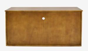 天然木 シークレットテレビ台 ハイタイプ 鍵付 収納ボックス 棚 収納 シークレット おしゃれ 落ち着いている チェスト ボックス(代引不可