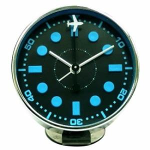 スパイス エッジベッドサイドアラームクロック スピアヘッド EDGE WALL CLOCK SPEARHEAD BLUE TELR1200BL(代引不可)【送料無料】