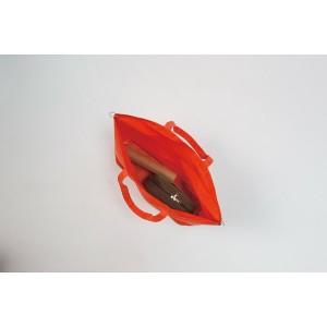 カンサイセレクションポケッタブルバッグ オレンジ カバン バッグトラベル B-KSM155161OR(代引不可)
