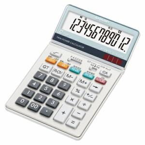 シャープ 電卓 1 台 EL-N732K 文房具 オフィス 用品