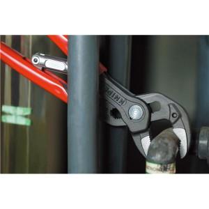 KNIPEX(クニペックス)8501-250 スマートグリップ ウォーターポンププライヤー(SB)