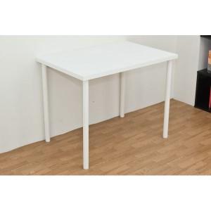 TY-9060WH(2)フリーテーブル 90幅 奥行き60 ホワイト【代引不可】