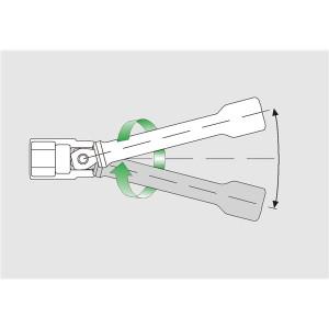 STAHLWILLE(スタビレー) 427/3W (3/8SQ)エキステンションバー (12010007)