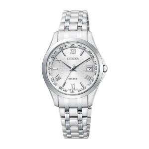 シチズン CITIZEN エクシード レディース 腕時計 EC1120-59A 国内正規【送料無料】