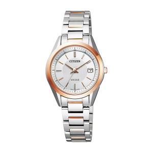 シチズン CITIZEN エクシード レディース 腕時計 ES1044-78A 国内正規【送料無料】
