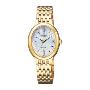 シチズン CITIZEN エクシード レディース 腕時計 ES8112-55A 国内正規【送料無料】