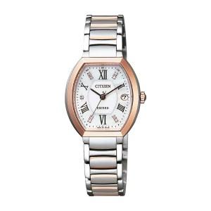 シチズン CITIZEN エクシード レディース 腕時計 ES8144-67W 国内正規【送料無料】