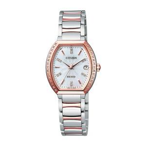 シチズン CITIZEN エクシード レディース 腕時計 ES8164-51A 国内正規【送料無料】