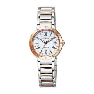 シチズン CITIZEN エクシード レディース 腕時計 ES9334-58W 国内正規【送料無料】