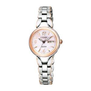 シチズン CITIZEN エクシード レディース 腕時計 EW3244-56A 国内正規【送料無料】