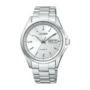 シチズン CITIZEN シチズンコレクション メンズ 自動巻き 腕時計 時計 NP4040-54A 国内正規