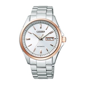 シチズン CITIZEN シチズンコレクション メンズ 自動巻き 腕時計 時計 NP4044-53A 国内正規