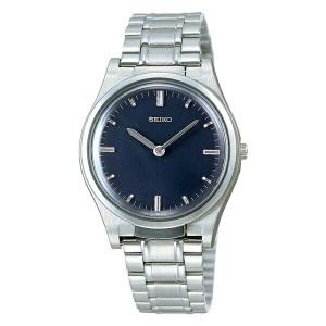 セイコー SEIKO 盲人時計 電池式クオーツ メンズ 腕時計 時計 SQBR016 国内正規