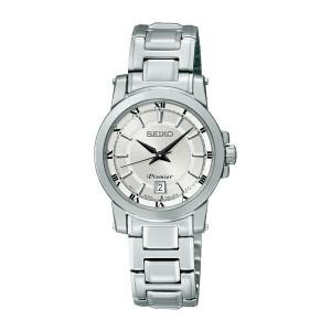 セイコー SEIKO セイコー プルミエ SEIKO Premier 電池式クオーツ レディース 腕時計 時計 SRJB013 国内正規