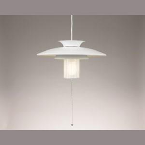 東京メタル工業 ペンダントライト照明 V-1WH 白(代引き不可)
