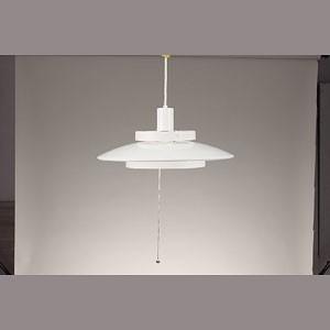 東京メタル工業 ペンダントライト照明 V-3WH 白(代引き不可)
